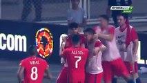 Mauricio Pinilla 2nd Goal HD - Venezuela 1-2 Chile - 30-03-2016