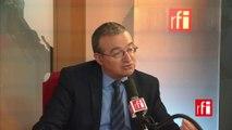 Hervé Mariton: «La loi El Khomri fait dans la demi-mesure, il faut supprimer le code du travail»