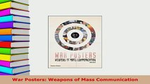 PDF  War Posters Weapons of Mass Communication Download Full Ebook