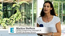 ESADE CEMS students share their experiences at one-week Block Seminar
