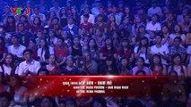 Vietnam's Got Talent 2016 - BÁN KẾT 3- Nút Vàng Việt Hương - Hát - Kiến Văn - Quang Huy
