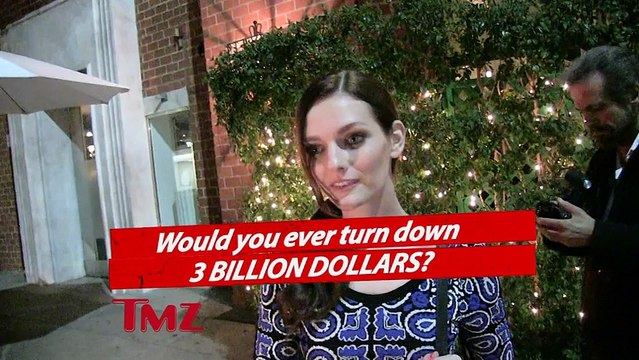 Lydia Hearst-Shaw: Snapchat Sale