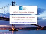 Structural Engineering Services at Hi-Tech Engineering Services