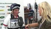 World Equestrian Games - Zara Phillips