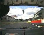 F430 Test, Spa 2007 : un tour de circuit