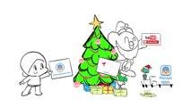 Pocoyo - Comment cest fait? Joyeux Noël! (2/3)