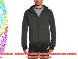 Billabong - Sudadera de manga larga con capucha para hombre color asphalt talla m