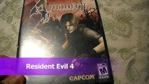 Review Resident Evil 4 Capcom Nintendo Gamecube WII WIIU HD biohazard Leon