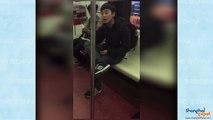 Manger dans le métro en Chine est interdit... Et on comprend pourquoi!