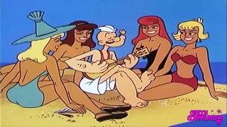 PoPeYe Popeye The Lifeguard