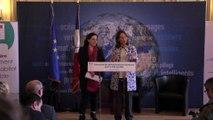 Discours d'ouverture de Ségolène Royal lors de la cérémonie des démonstrateurs industriels pour la ville durable