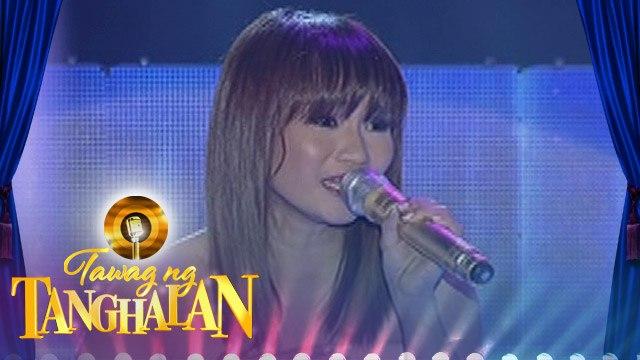 """Tawag ng Tanghalan: Rachel Gabreza - """"Say That You Love Me"""" (Semifinals)"""