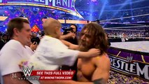Daniel Bryan on the surreal feeling of competing at WrestleMania: WWE Network