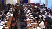 Audition de Myriam EL KHOMRI sur la loi travail - Intervention de Chaynesse Khirouni, députée de Meurthe-et-Moselle