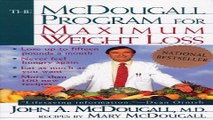 Download The Mcdougall Program for Maximum Weight Loss