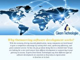 Why  outsourcing software development works