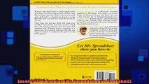 Excel 2016 Formulas Mr Spreadsheets Bookshelf