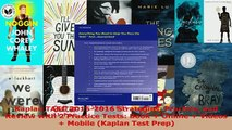 Read  Kaplan TASC 20152016 Strategies Practice and Review with 2 Practice Tests Book  Online PDF Online