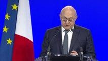 Archive - Michel Sapin présente le projet de loi sur la transparence, la lutte contre la corruption, et la modernisation de la vie