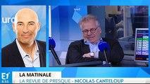 Nicolas Canteloup fait défiler les écologistes devant Nicolas Hulot