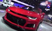 Chevrolet Camaro ZL1 2016, mira este análisis a fondo