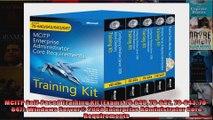 MCITP SelfPaced Training Kit Exams 70640 70642 70643 70647 Windows Server 2008