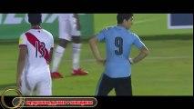 Gol de Edinson Cavani Uruguay vs Peru 1-0 Eliminatorias 2016 ( Rusia 2018 ) (1)