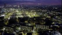Londres au petit matin filmé par des drones ! Superbe vidéo !