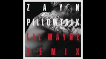ZAYN - PILLOWTALK REMIX (Audio) ft. Lil Wayne