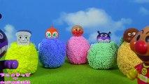アンパンマン おもちゃ アニメ プレイーフォーム たまご❤ Playfoam Eggs animekids アニメきっず animation Anpanman Toys