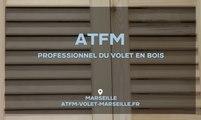 Fabrication, rénovation menuiseries : volets, placards, fenêtres - Marseille 13 - A.T.F.M.
