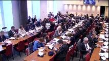 Intervention en Commission des Affaires Sociales - PL Travail - Audition de la Ministre du Travail