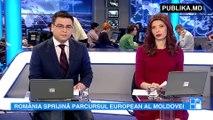 Nicolae Timofti a discutat cu Dacian Cioloș - România va continua să fie un avocat al Moldovei la UE. Sângele apă nu se face!