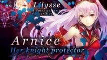 Nights of Azure para PS4 - Tráiler de lanzamiento.