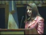 Apertura Delegación CECRA Mar Del Plata - Claudia Argüelles