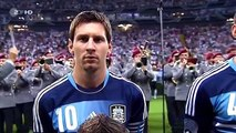 Lionel Messi alcanzó los 50 goles con la seleccion Argentina (29.03.2016)