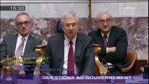 Réponse de Michel Sapin à Romain Colas sur le projet de loi relatif à la transparence, à la lutte contre la corruption..