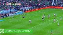 Zap Foot du 30 mars: Zidane-Raul les retrouvailles, le coup franc de Payet sous tous les angles, Corona marque un but à la Zizou.