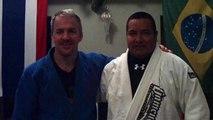 NORWOOD MMA, MIXED MARTIAL ARTS, BRAZILIAN JIU JITSU Mark Vogel Blue Belt
