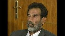 أرشيف غزو العراق- صدام حسين أمام القضاء العراقي