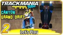TRACKMANIA TURBO #2 Paintshop & mehr...  Let's Play TrackMania Turbo Gameplay German/Deutsch