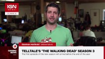 Telltale\'s \'The Walking Dead\' Season 3 Is Coming This Year - IGN News
