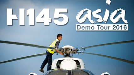 H145 Asia Demo tour - Second day at Bangkok