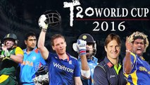 New Zealand vs England -1st Semi-Final - T20 WC 2016 - Match Preview -highlights