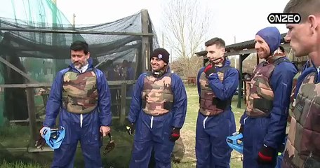 MAG (CNFC) : SORTIE PAINTBALL