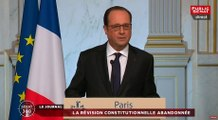 Sénat 360 : La révision constitutionnelle abandonnée / Un échec pour F. Hollande ? / La réforme pénale débattue au Sénat (30/03/2016)