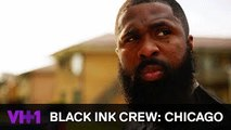 Black Ink Crew: Chicago | Ashley Kicks Don Out Because Of Charmaine | VH1