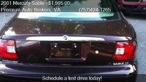 2001 Mercury Sable LS Premium - for sale in Virginia Beach,