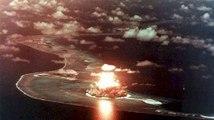 Les images incroyables d'un essai nucléaire souterrain !