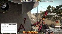 CS:GO - Prank with a Flashbang and Smoke KILL